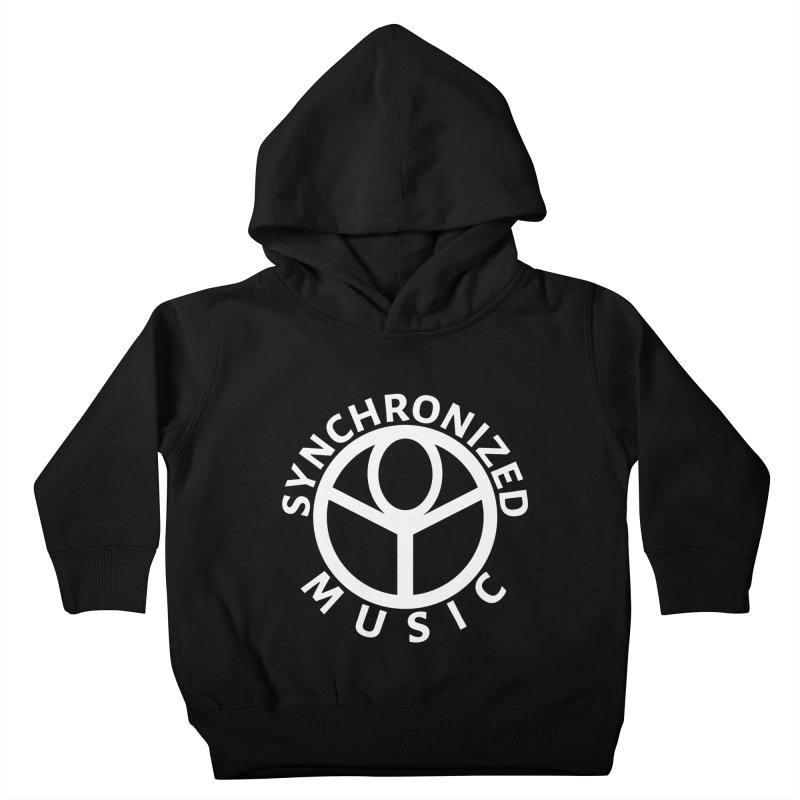 Synchronized MuziCali Logo T-Shirt Kids Toddler Pullover Hoody by Synchronized Music