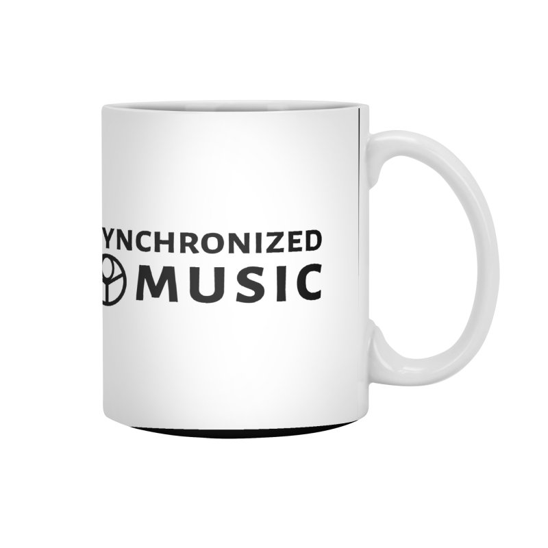 Synchronized Music Accessories Mug by Synchronized Music