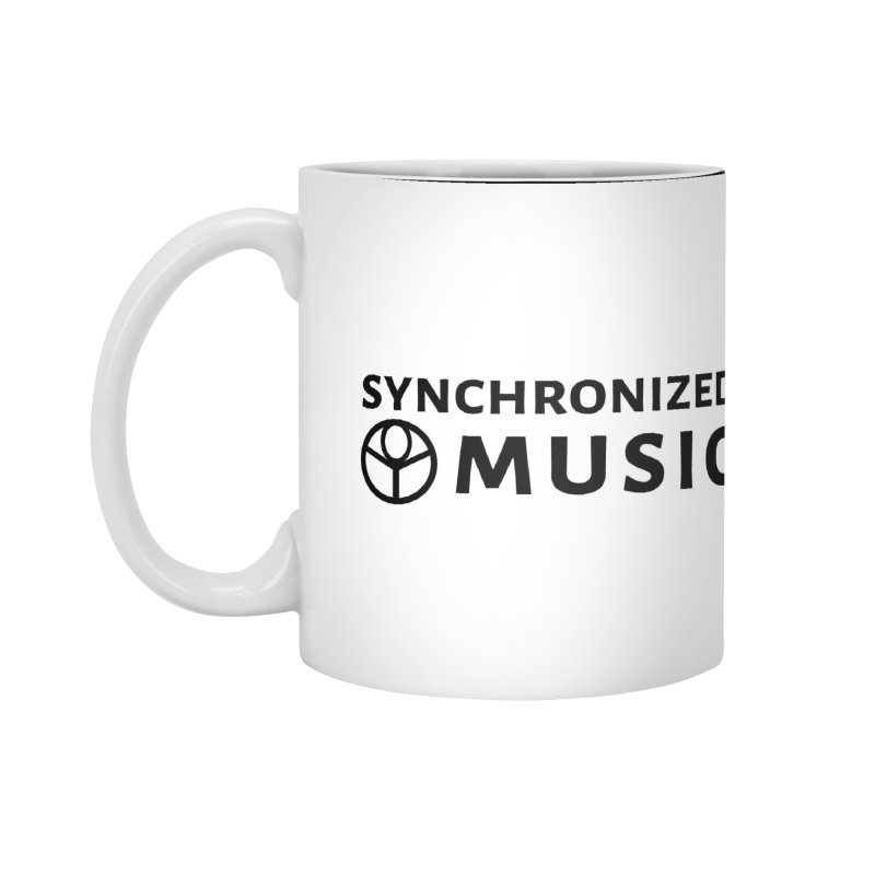 Synchronized Music Accessories Standard Mug by Synchronized Music