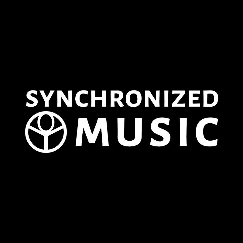 Synchronized Music Men's Pullover Hoody by Synchronized Music