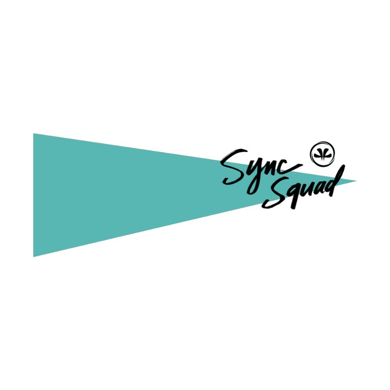 SYNCSQUAD in Teal by SYNCSTUDIO Sweat Supplies