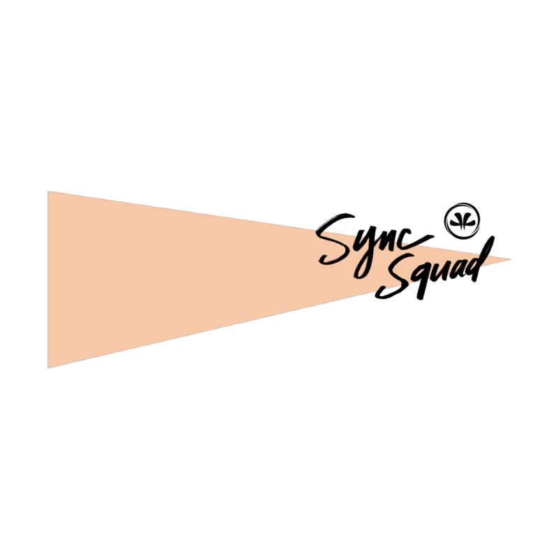 SYNCSQUAD in Peach by SYNCSTUDIO Sweat Supplies