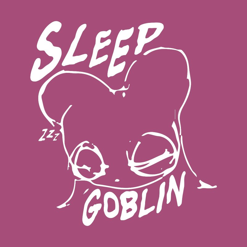 Sleep Goblin Men's T-Shirt by synthentacle