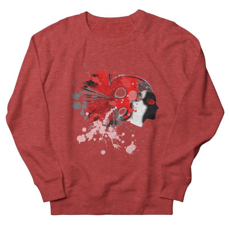 Crazy Hair Women's Sweatshirt by syria82's Artist Shop