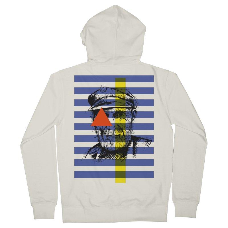 Sailor man (transparent png) Men's Zip-Up Hoody by szjdesign's Artist Shop