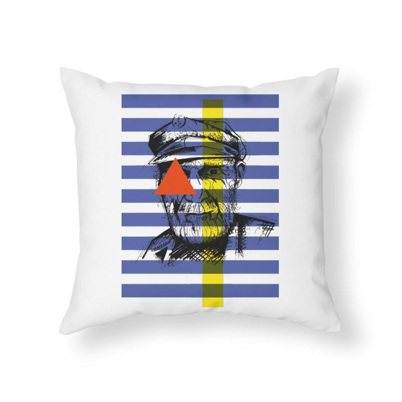 Sailor man (transparent png) Home Throw Pillow by szjdesign's Artist Shop