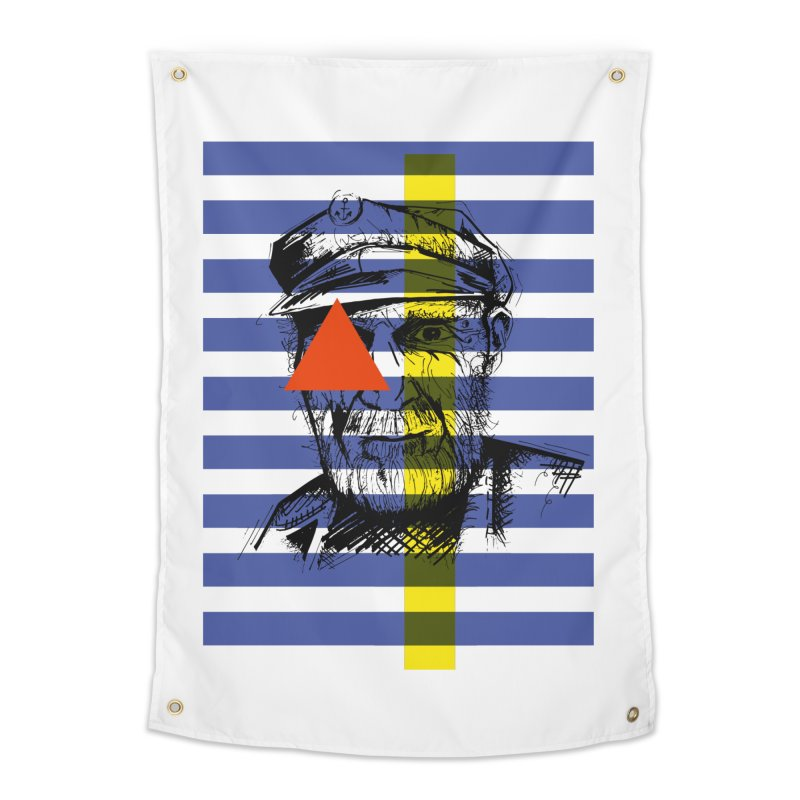 Sailor man (transparent png) Home Tapestry by szjdesign's Artist Shop