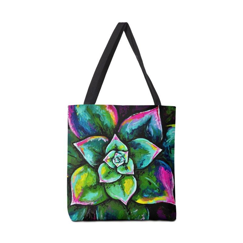 Houseleek #1 (wall art) Accessories Bag by szjdesign's Artist Shop