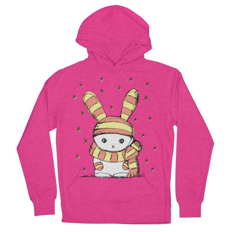 Winter bunny :) Women's Pullover Hoody by szjdesign's Artist Shop