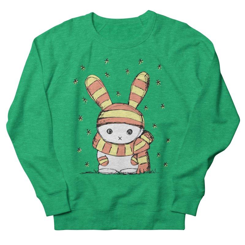 Winter bunny :) Women's Sweatshirt by szjdesign's Artist Shop