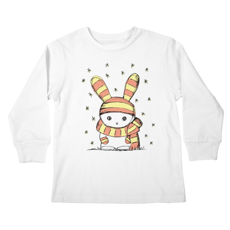 Winter bunny :)   by szjdesign's Artist Shop