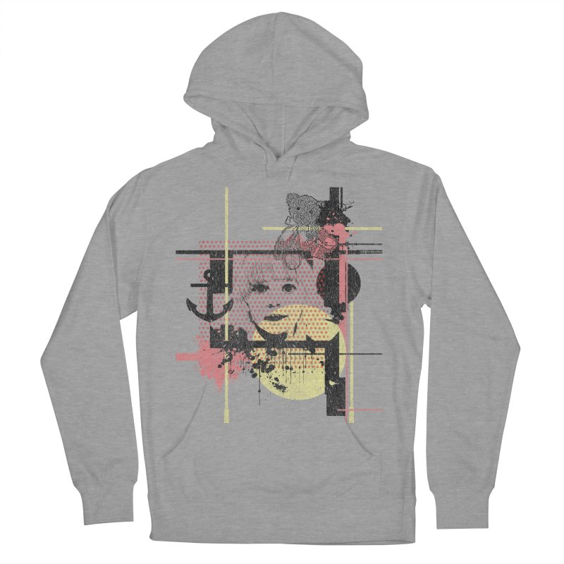 Naivity Men's Pullover Hoody by szjdesign's Artist Shop