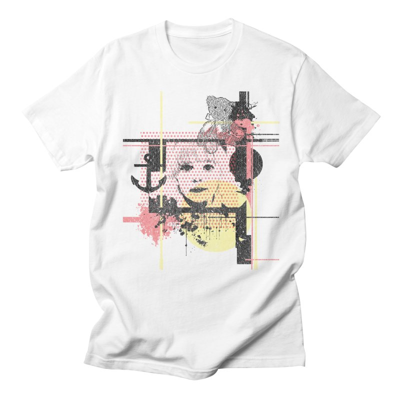 Naivity Men's T-shirt by szjdesign's Artist Shop