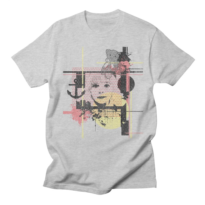 Naivity Men's T-shirt by szjdesign's Artist Shop