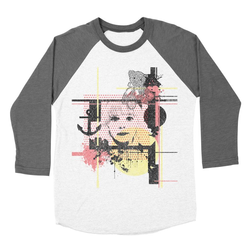 Naivity Women's Baseball Triblend T-Shirt by szjdesign's Artist Shop