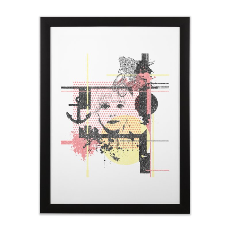 Naivity Home Framed Fine Art Print by szjdesign's Artist Shop
