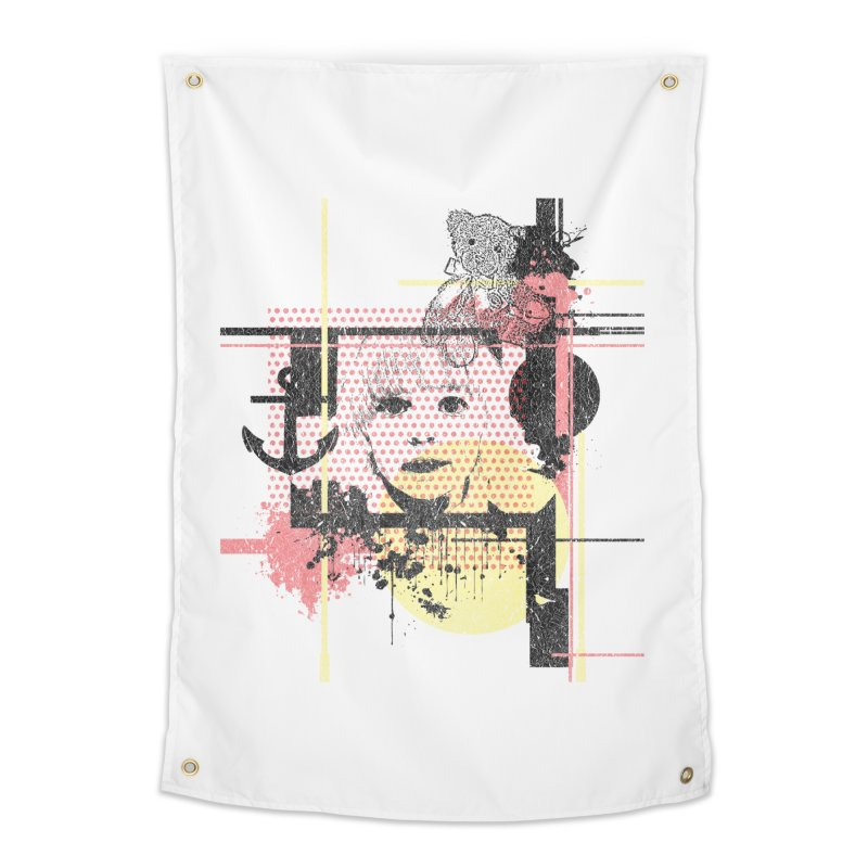 Naivity Home Tapestry by szjdesign's Artist Shop