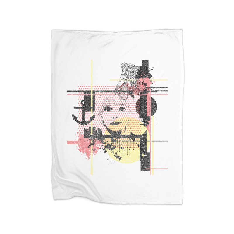 Naivity Home Blanket by szjdesign's Artist Shop