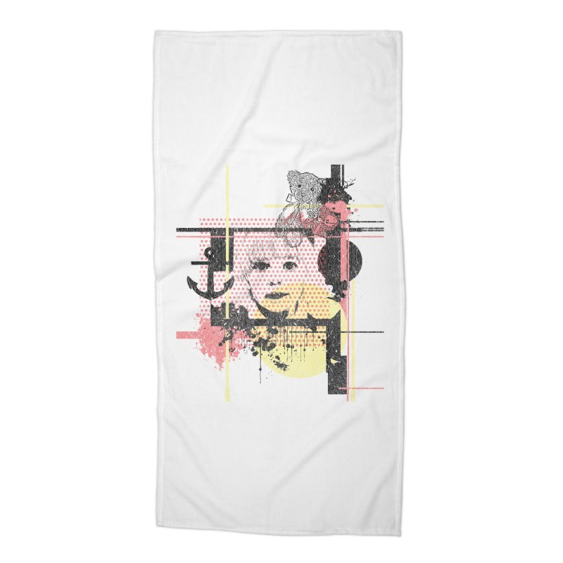 Naivity Accessories Beach Towel by szjdesign's Artist Shop