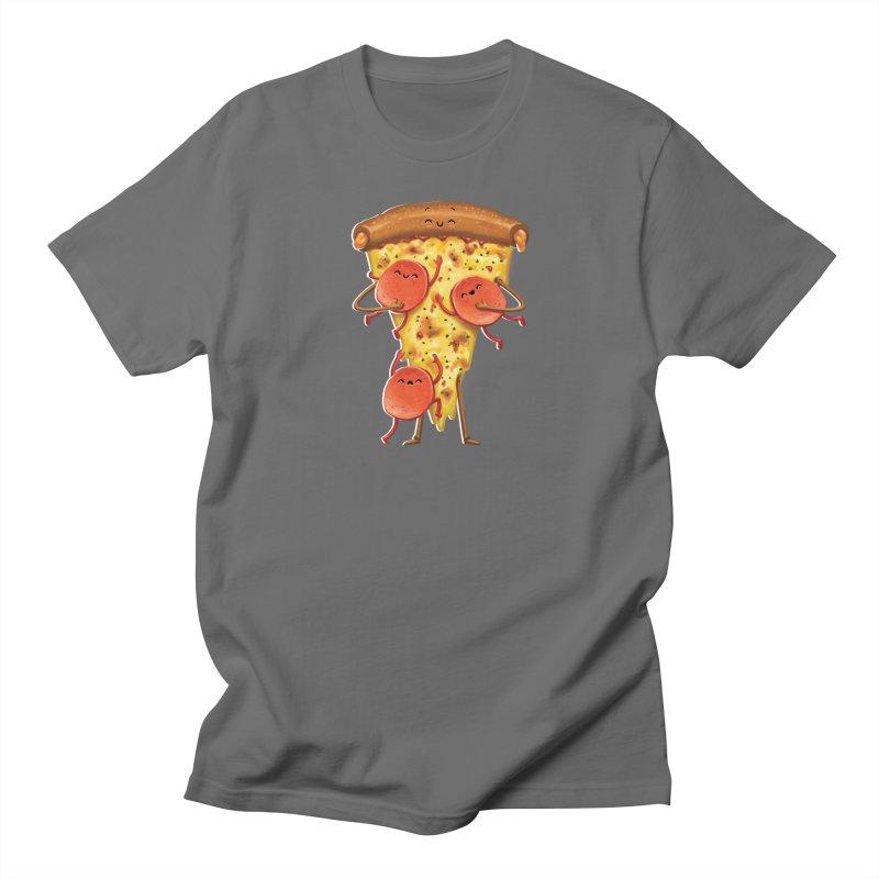 Mamas Pizza Men's T-Shirt by T2U
