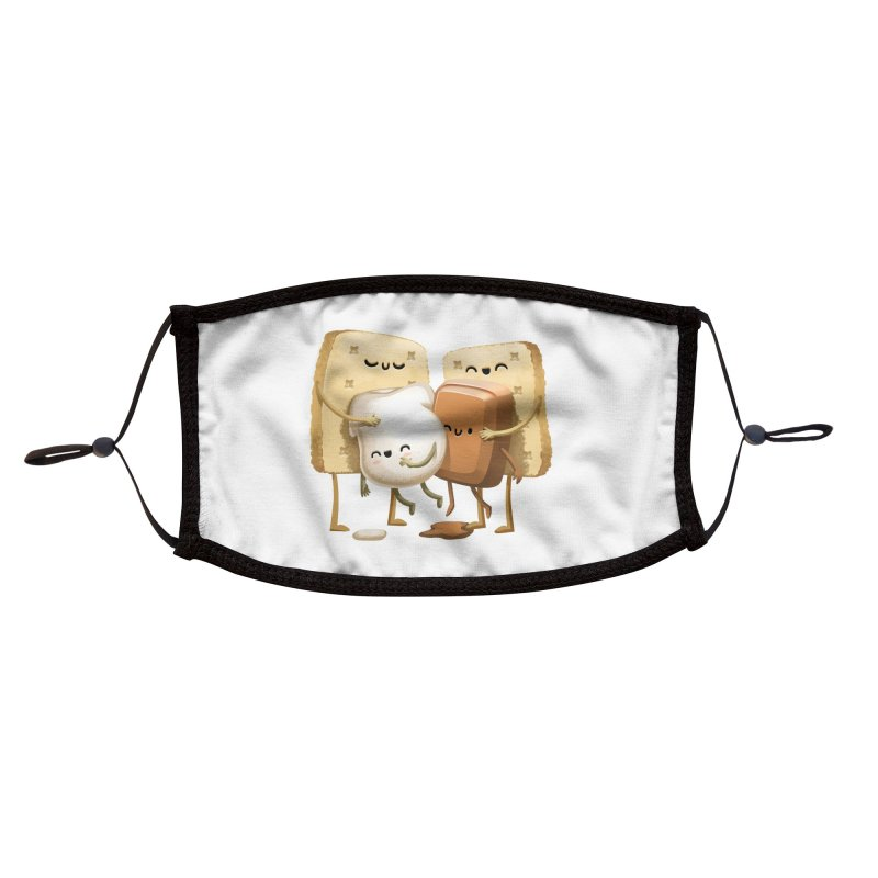 S'more Love Accessories Face Mask by T2U