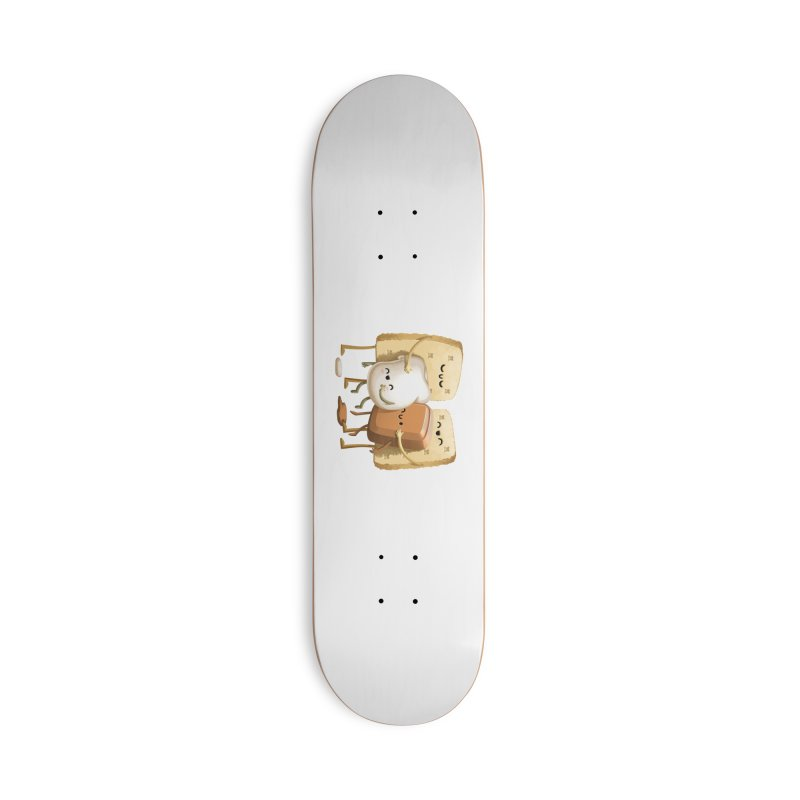 S'more Love Accessories Skateboard by T2U