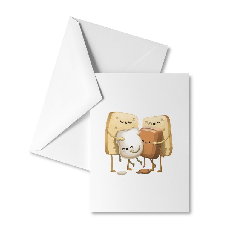 S'more Love Accessories Greeting Card by T2U