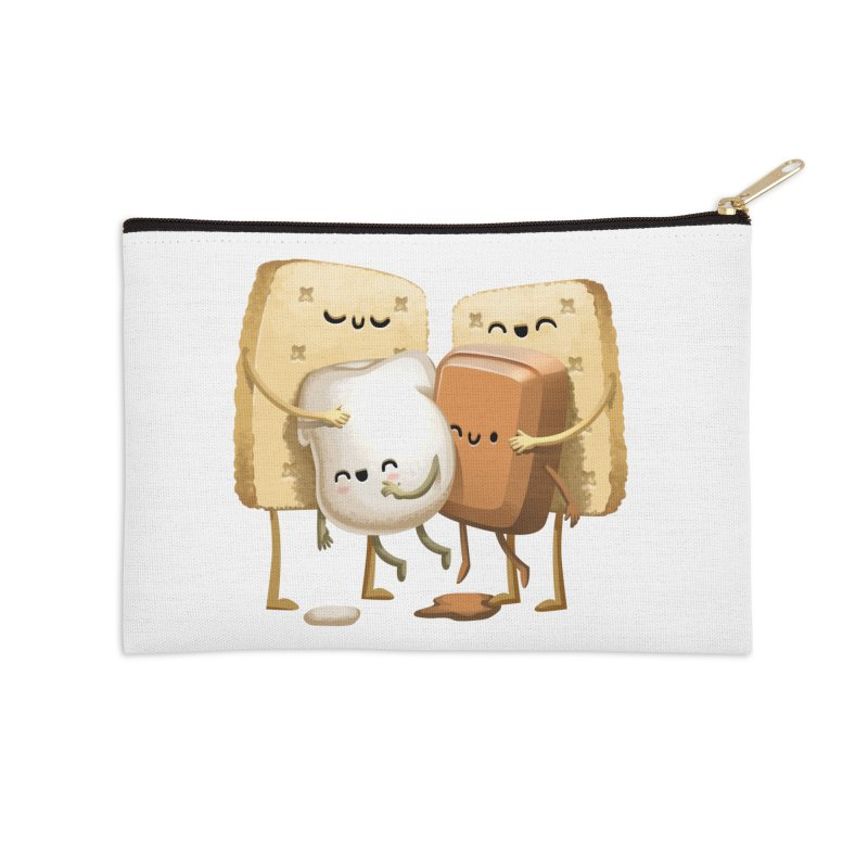 S'more Love Accessories Zip Pouch by T2U