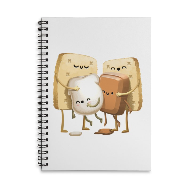 S'more Love Accessories Notebook by T2U