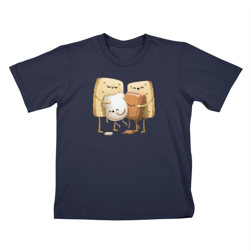 S'more Love Kids T-Shirt by T2U