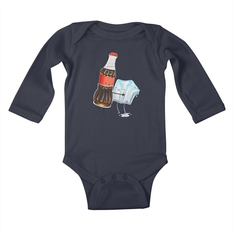 Addictive Love Kids Baby Longsleeve Bodysuit by T2U