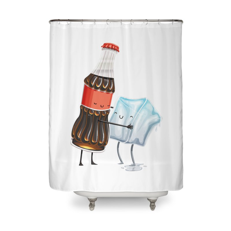 Addictive Love Home Shower Curtain by T2U