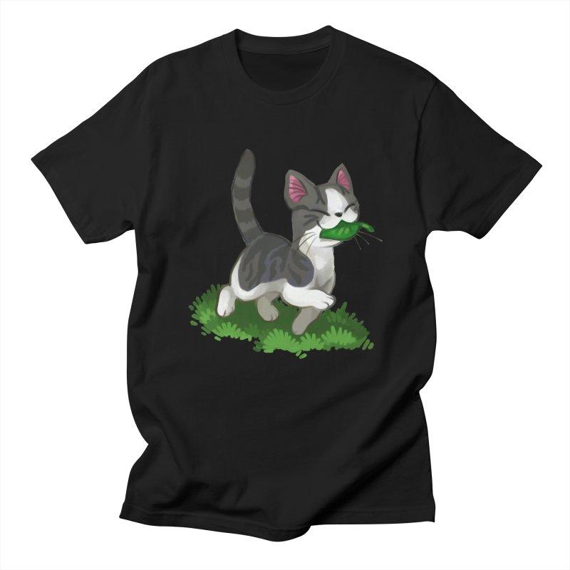 Sweet-Chi! Men's T-Shirt by Kathleen Morrill, Tabbloza Art and Designs