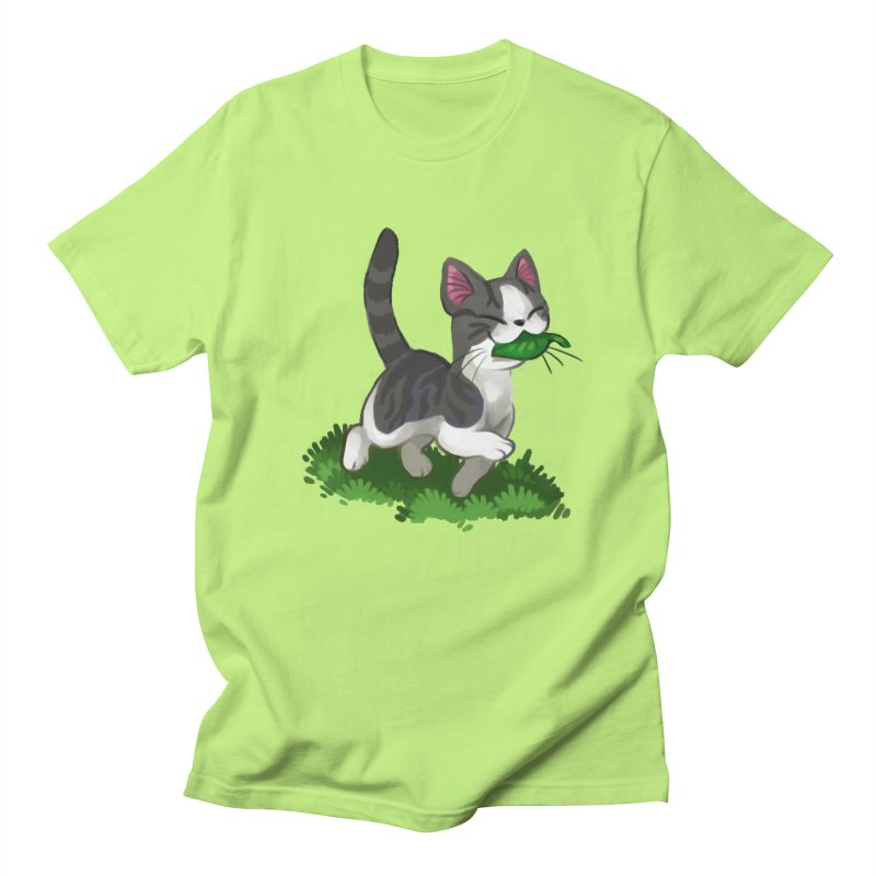 Sweet-Chi! Men's T-shirt by Kathleen Morrill, Tabbloza Art and Designs