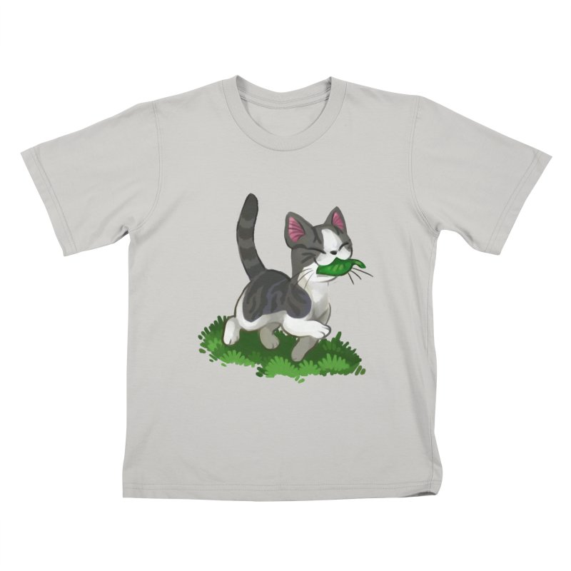 Sweet-Chi! Kids T-shirt by Kathleen Morrill, Tabbloza Art and Designs