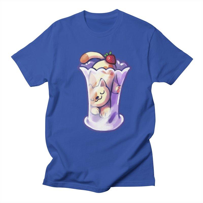 Parlez-vous Parfait? Men's T-Shirt by Kathleen Morrill, Tabbloza Art and Designs
