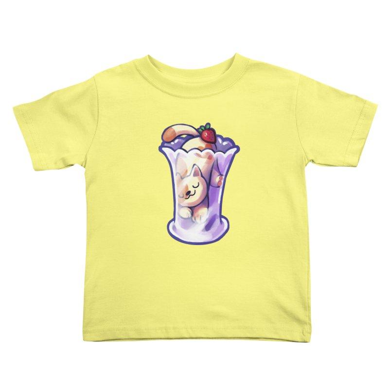 Parlez-vous Parfait? Kids Toddler T-Shirt by Kathleen Morrill, Tabbloza Art and Designs