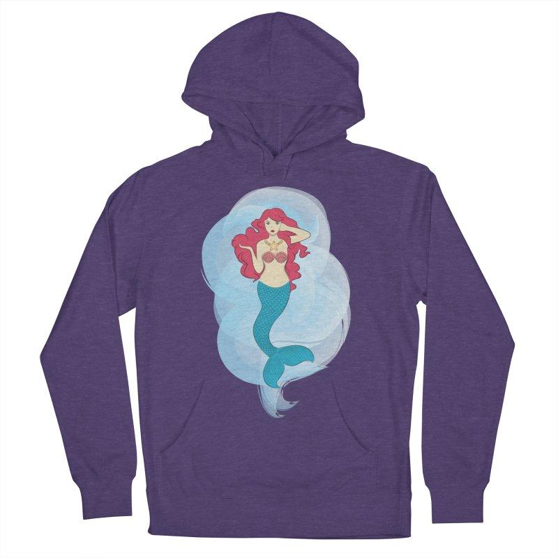 Mermaid Men's Pullover Hoody by tabyway's Artist Shop