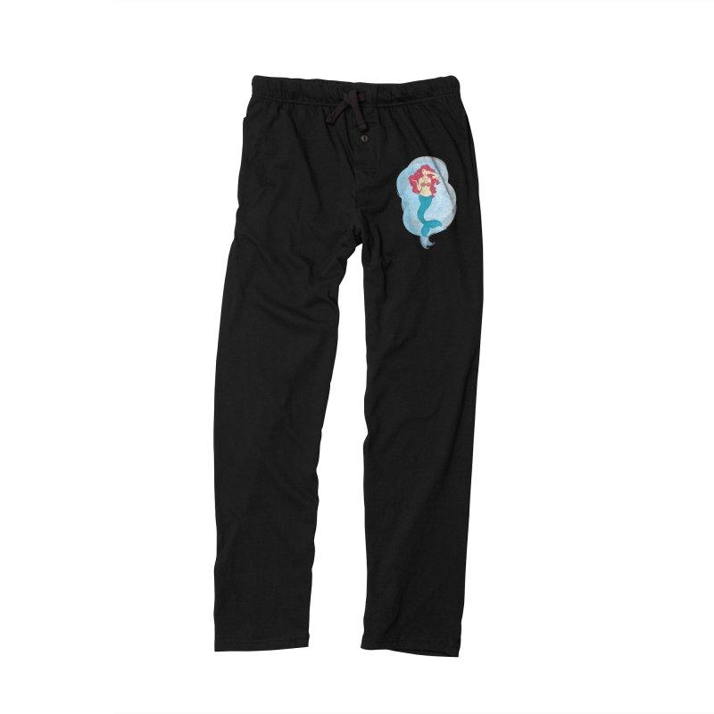 Mermaid Men's Lounge Pants by tabyway's Artist Shop