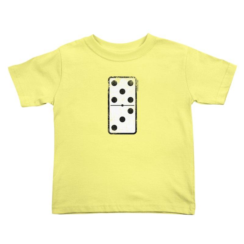 53 Kids Toddler T-Shirt by Tachuela's Shop