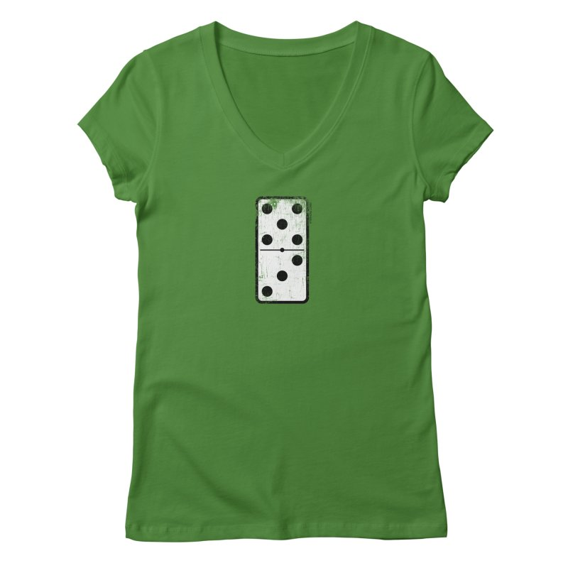 53 Women's V-Neck by Tachuela's Shop