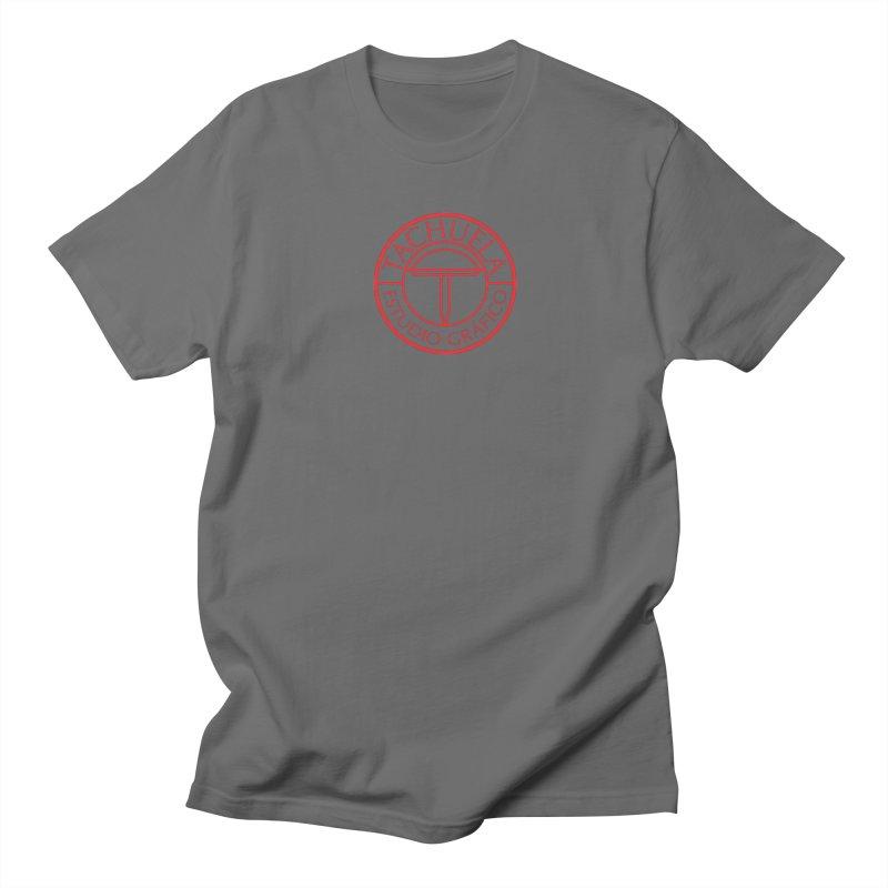 Tachuela Red Men's T-Shirt by Tachuela's Shop