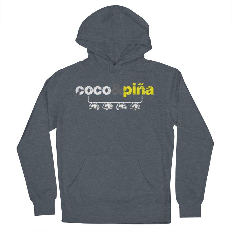 Coco&piña Men's Pullover Hoody by Tachuela's Shop
