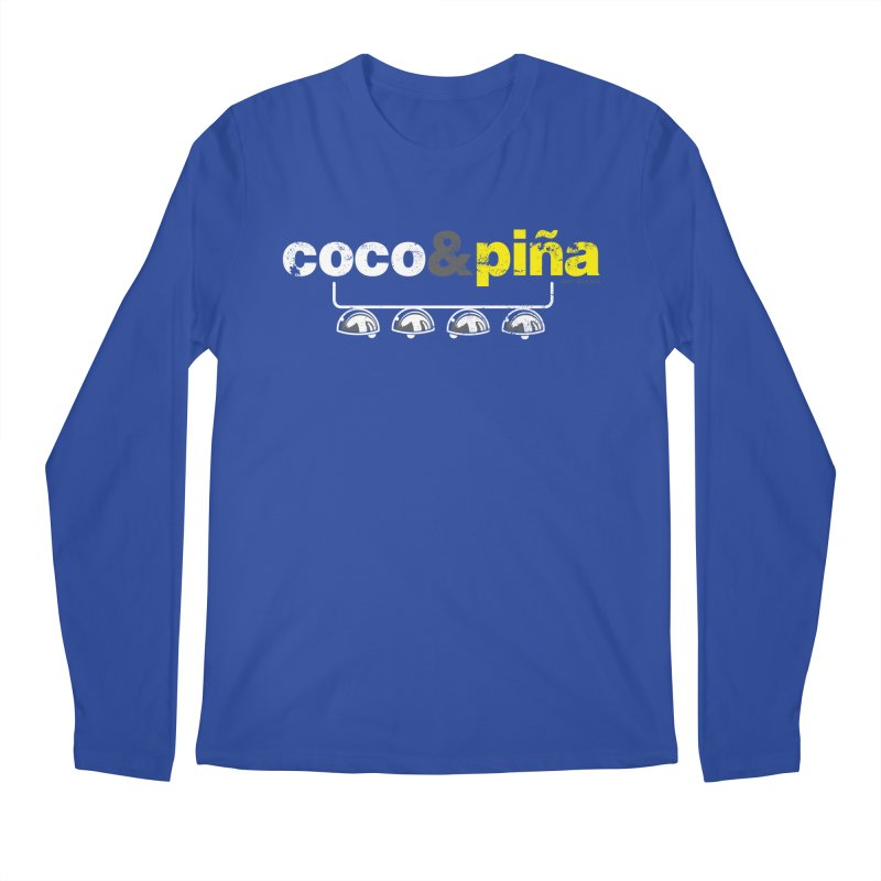 Coco&piña Men's Longsleeve T-Shirt by Tachuela's Shop