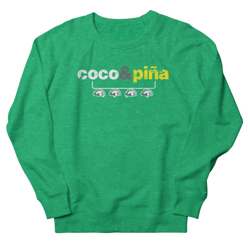 Coco&piña Men's Sweatshirt by Tachuela's Shop