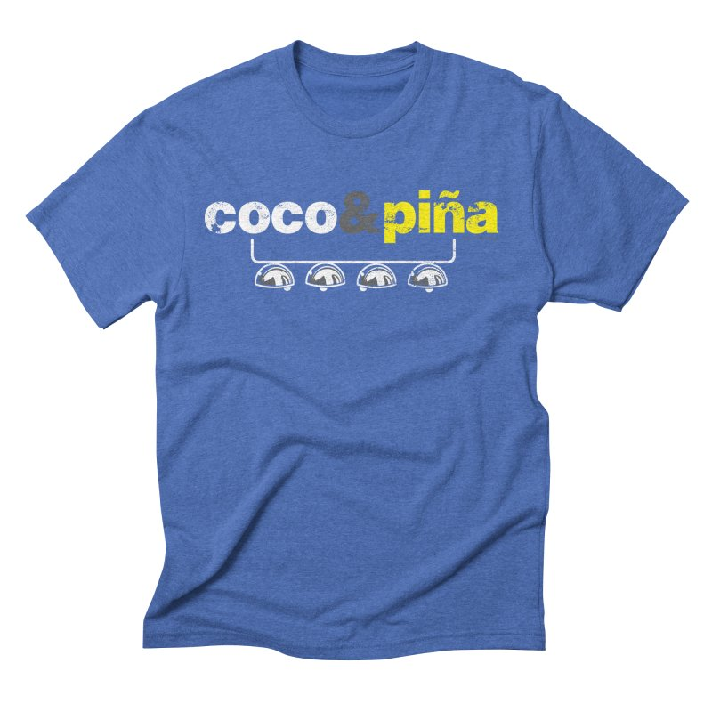 Coco&piña Men's Triblend T-shirt by Tachuela's Shop