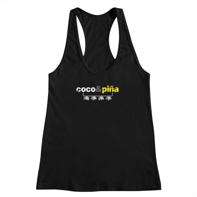 Coco&piña Women's Racerback Tank by Tachuela's Shop