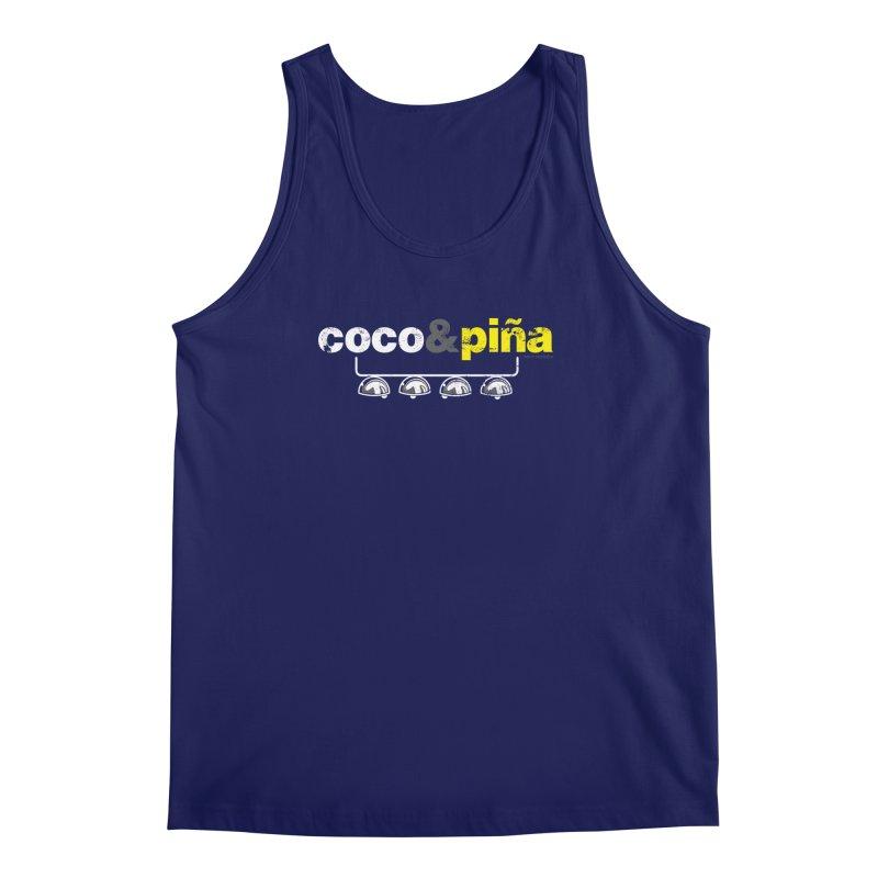 Coco&piña Men's Tank by Tachuela's Shop
