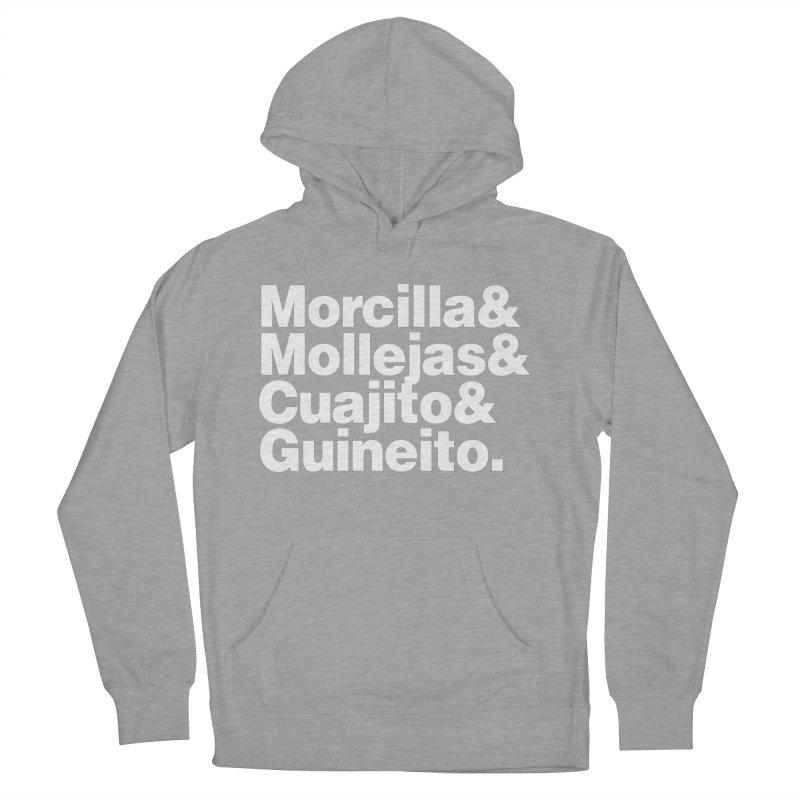 Cuchifrito Men's Pullover Hoody by Tachuela's Shop