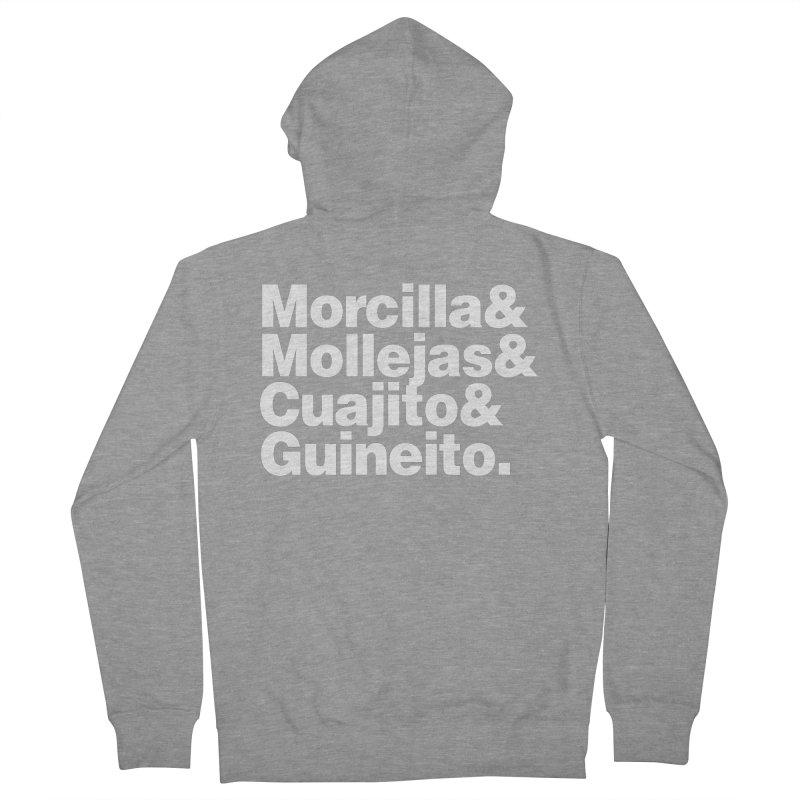 Cuchifrito Men's Zip-Up Hoody by Tachuela's Shop